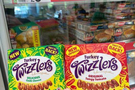Turkey Twizzlers Now At ASDA