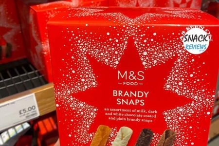 New Brady Snaps Have Launched At M&S