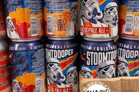 Stormtrooper Ale At B&M Bargains