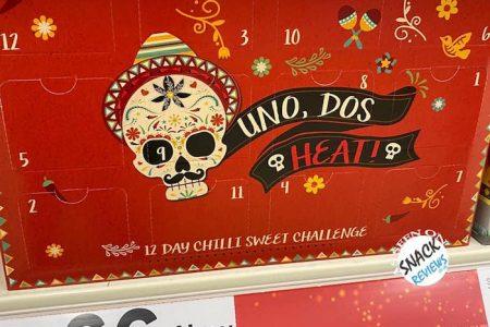 New Chilli 12 Day Advent Calendar At Tesco