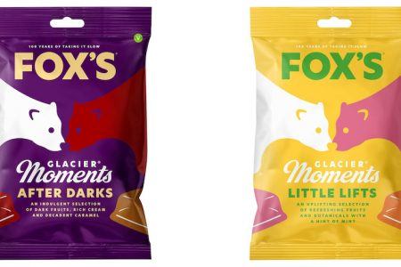 Fox's Glaciers Launch New Summer Punch and Moments Sweets