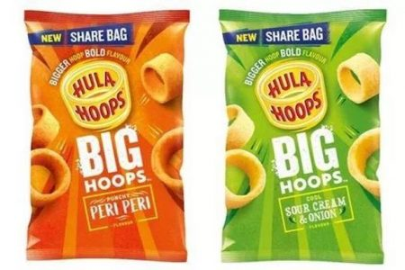New Big Hula Hoops Flavours Coming to Morrisons Next Week