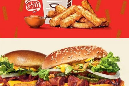 Three New Burgers and Halloumi Fries Launched by Burger King